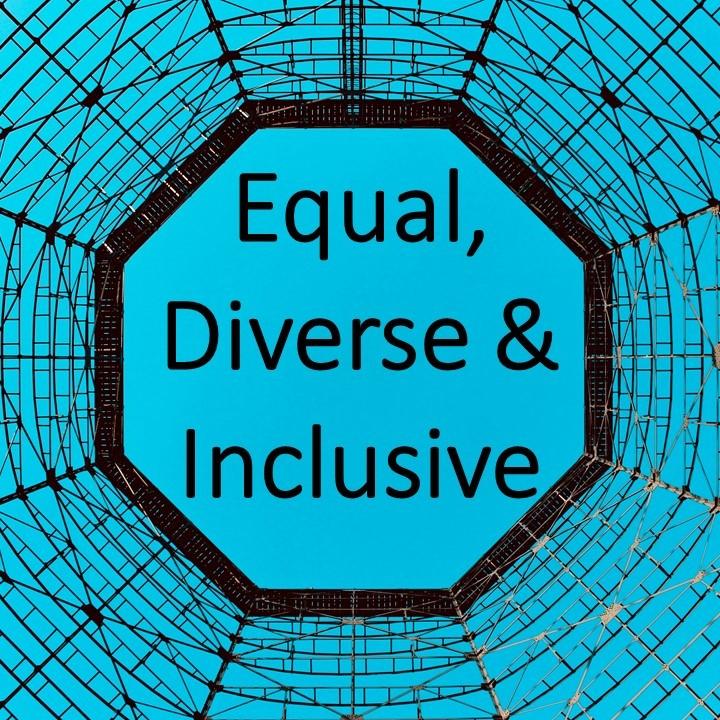 equal diverse inclusive