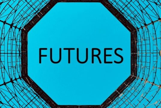 Futures festival welcome image